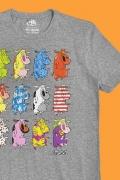 Camiseta A Vaca e o Frango Vaca Parada