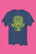 Camiseta As Meninas Superpoderosas Macaco Louco