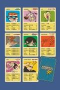 Camiseta Cartoon 90 Cards