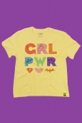 Camiseta GRL PWR