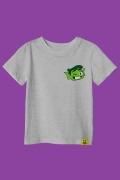 Camiseta Infantil Mutano Universo