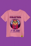 Camiseta Infantil Starfire Is The Name