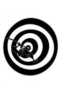 Camiseta Raglan Samurai Jack Portal