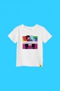 Camiseta Steven Universo Made of Love