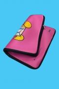 Capa de Notebook Cartoons Rosados