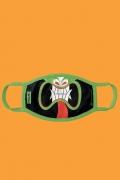 Máscara Samurai Jack Mago Aku