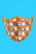 Máscara Ursos Sem Curso Polar, Pardo e Panda