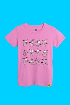 Camiseta Coragem Frames