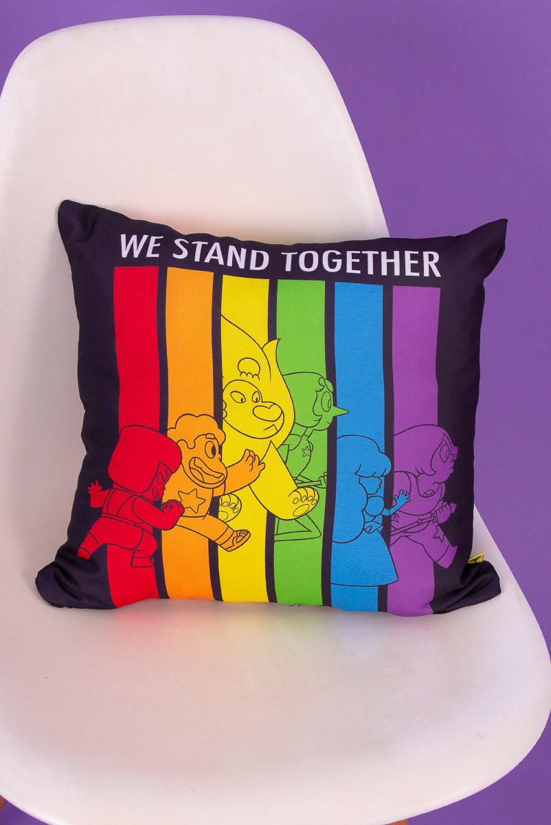 Almofada Steven Universo Stand Together