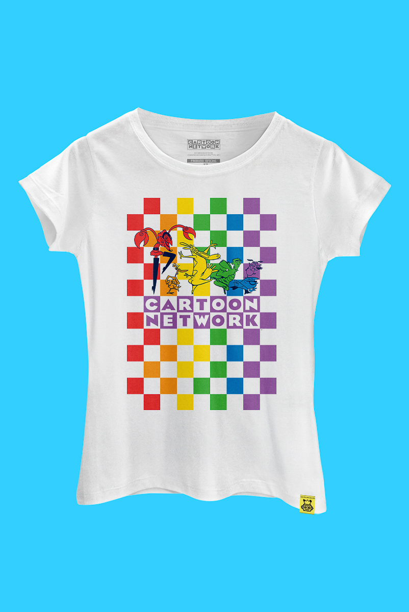 Camiseta Cartoon Network Pride Parade