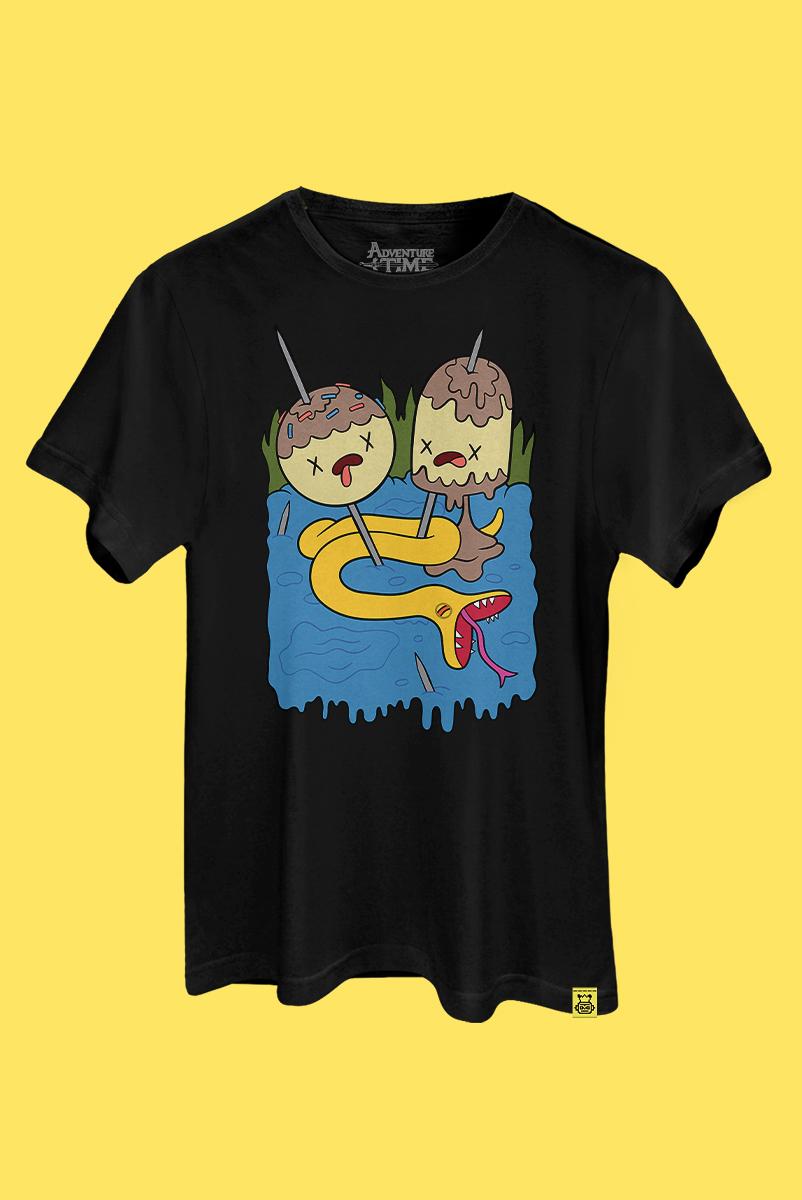 Camiseta Hora de Aventura Camiseta Favorita Princesa Jujuba