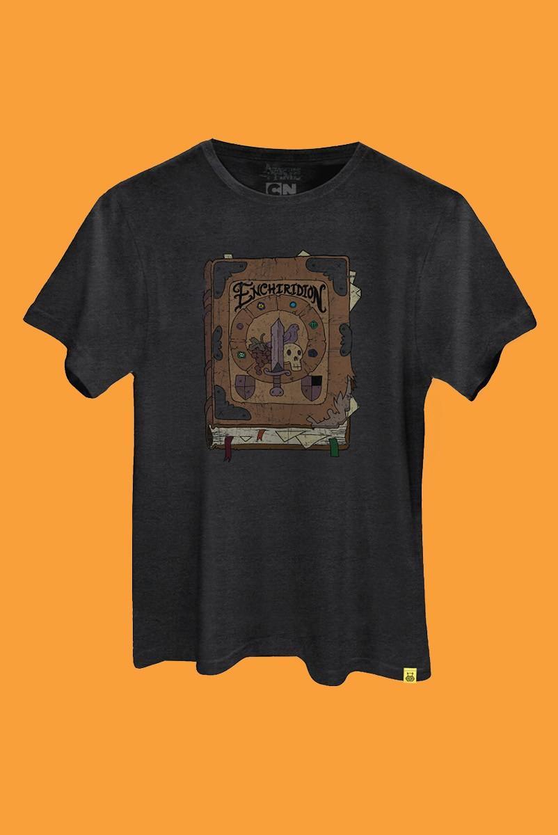 Camiseta Hora de Aventura Enchiridion