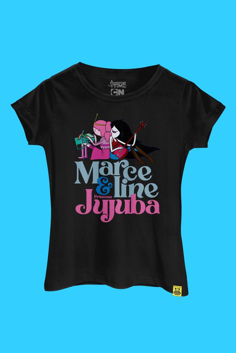 Camiseta Hora de Aventura Jujubline