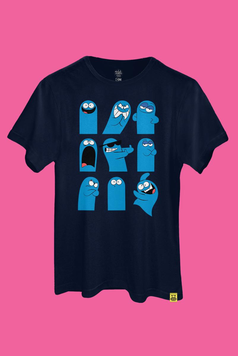 Camiseta Mansão Foster Bloo