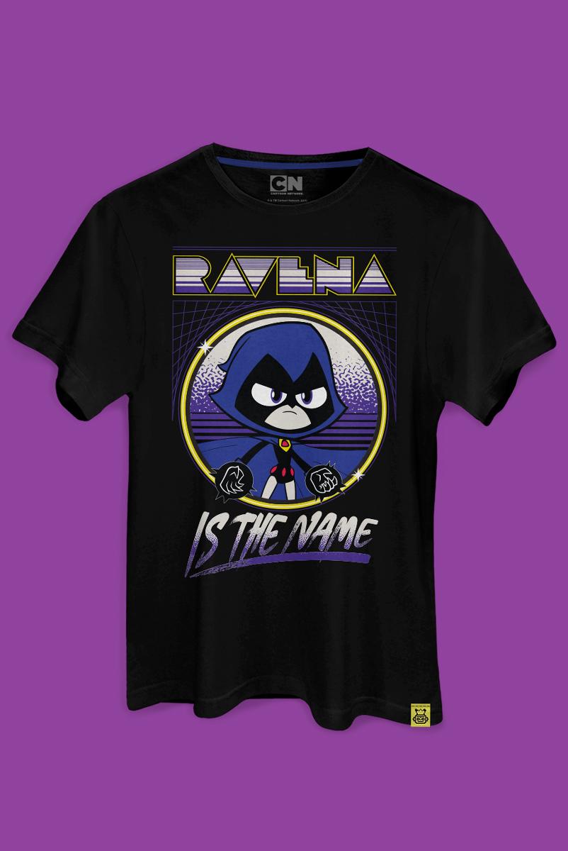Camiseta Ravena Is The Name