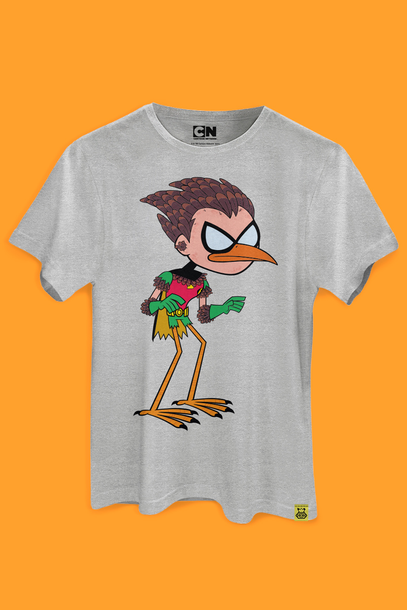 Camiseta Robin Fusão