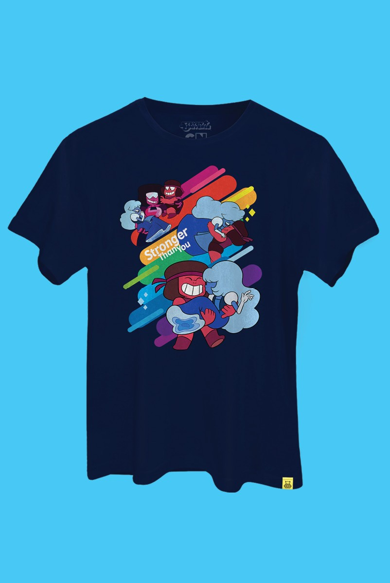 Camiseta Steven Universo Stronger than You