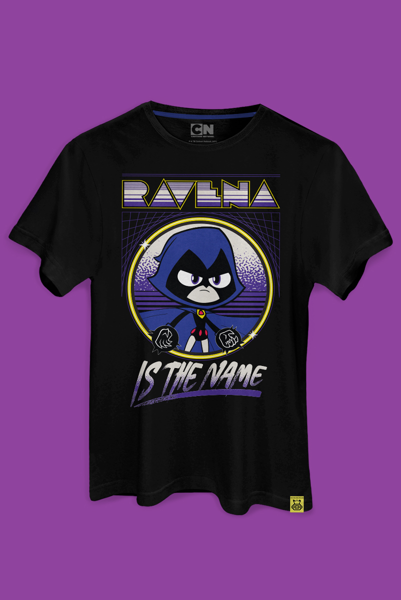 T-shirt Ravena Is The Name
