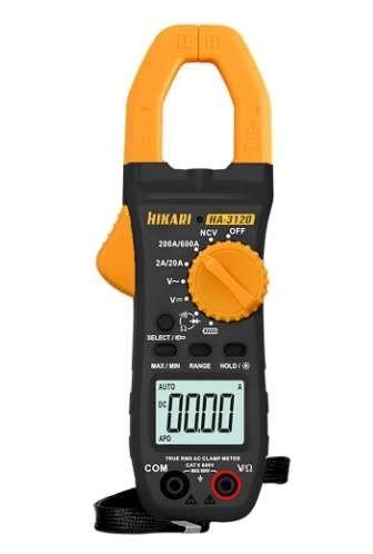 Alicate Amperimetro Digital HA3120 Hikari 21N239