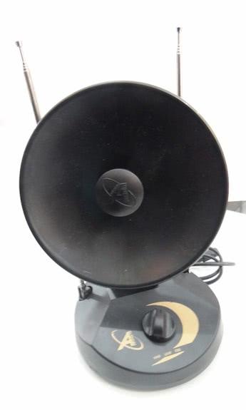 Antena Interna UHF/VHF/FM Digital Castelo 26.076