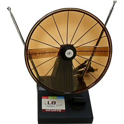 Antena Interna UHF/VHF/FM Digital Eagle Sat 26.078