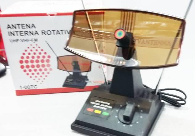 Antena Interna UHF/VHF/FM Papola 26.077