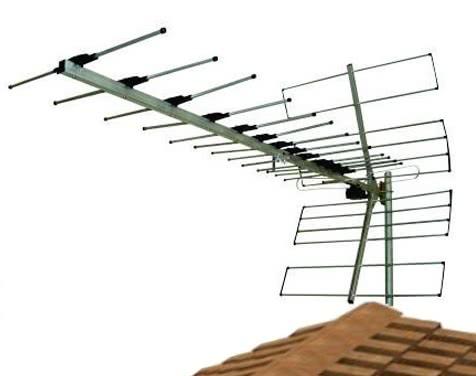 Antena UHF Banda V 26.073