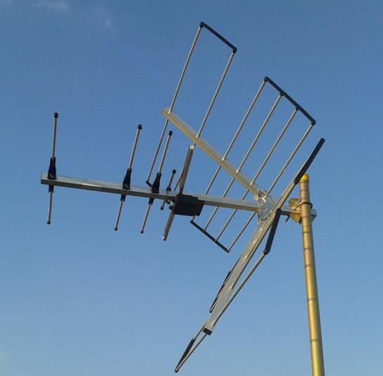Antena UHF Toda Banda 26.074