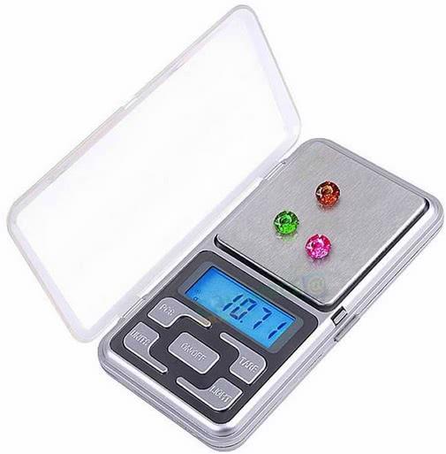 Balança Digital mini 0,10gr - 500gr 46.050