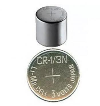 *Bateria Lithium 3V  Cr1/3n  45.10.000