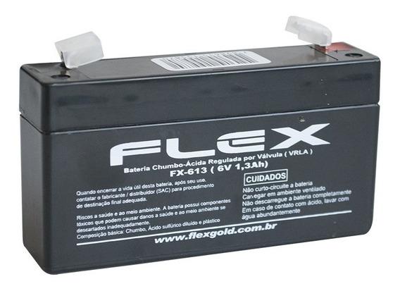 *Bateria Selada  6V X 1,3ah 613 45.15.005