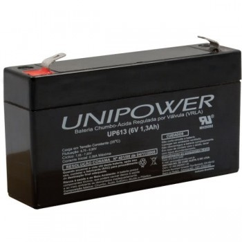 *Bateria Selada  6V X 1,3ah Up613 45.15.005