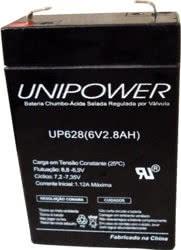 *Bateria Selada  6V X 2,8ah Up628 45.15.010
