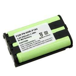 *Bateria Telefone sem Fio 3,6V X 850mAh  AAA Pequena HHR-P104 45.12.003
