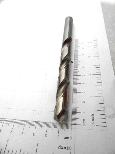 Broca de Aço Rapido para Metais 12mm 42.212