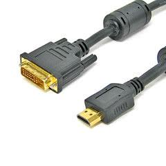 Cabo HDMI Macho X DVI Macho 3m 16.04.021