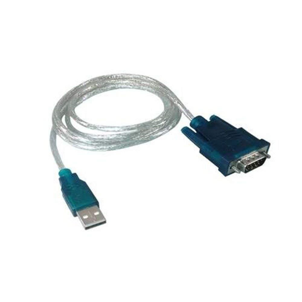 Cabo USB A Macho X Serial DB9 RS232 GPS XXC XC-VGA/USB 16.09.025