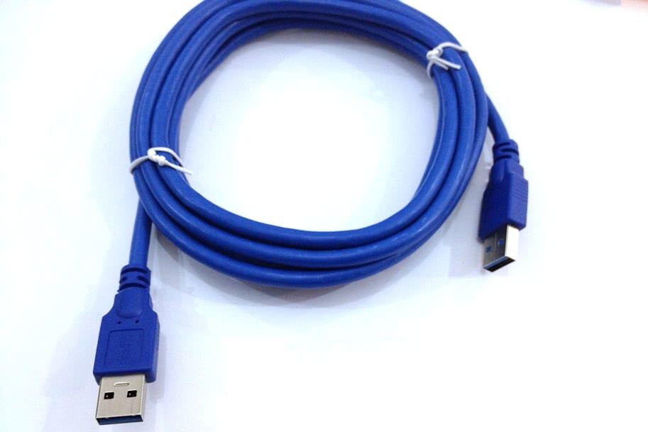 Cabo USB A Macho X USB A Macho 3.0 Azul 1,8m 16.09.080