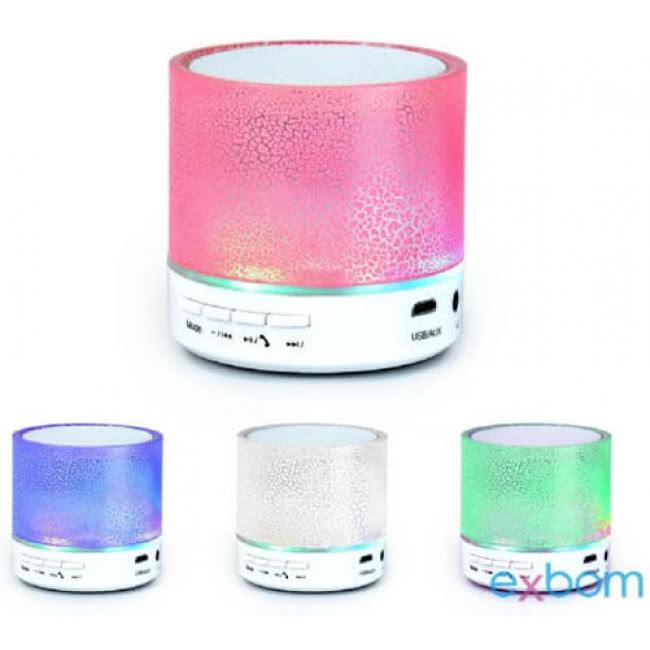 Caixa de Som Bluetooth XXC XC-CS-01 49.02.030