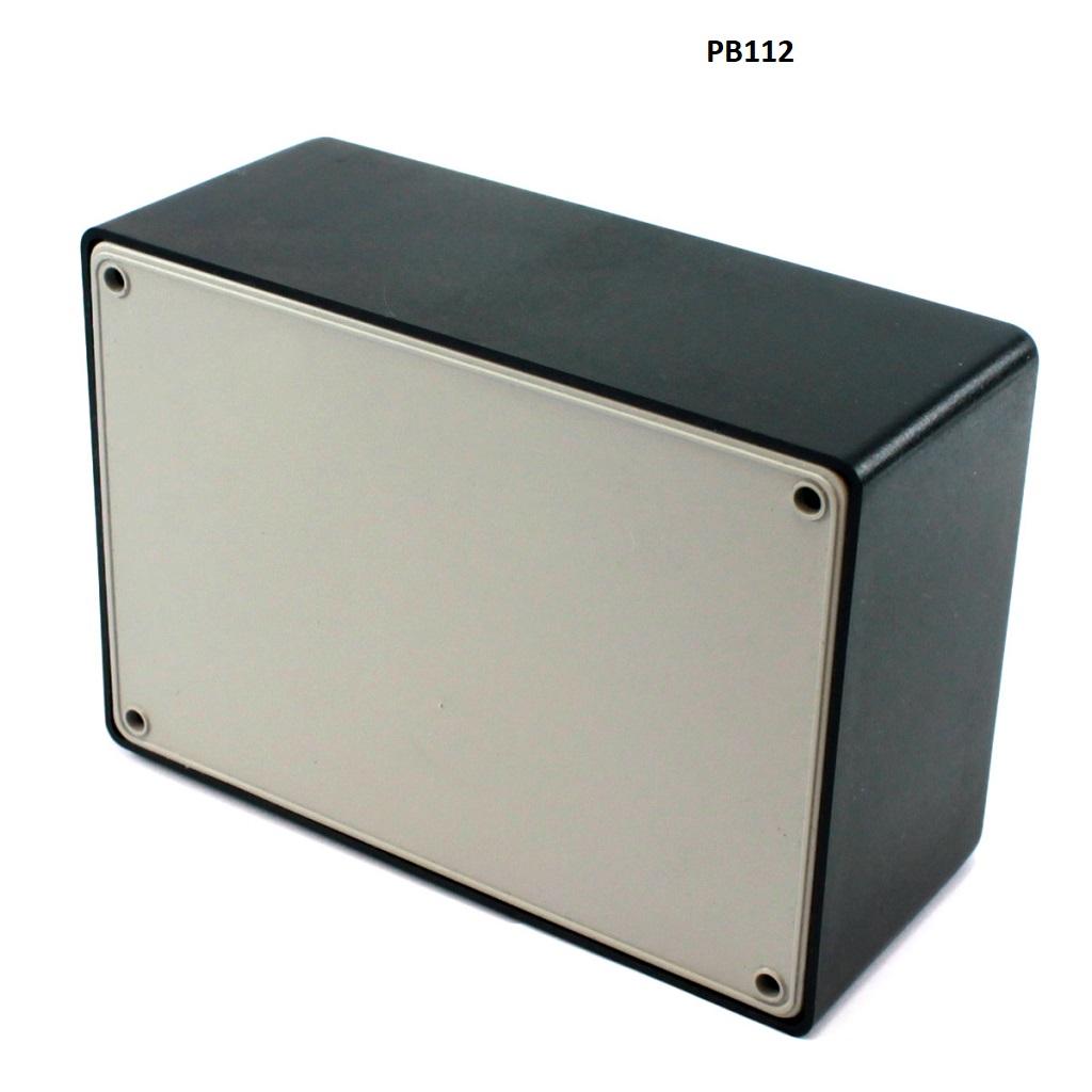 Caixa Plastica Montagem PB112 52 X 85 X 123 Patola