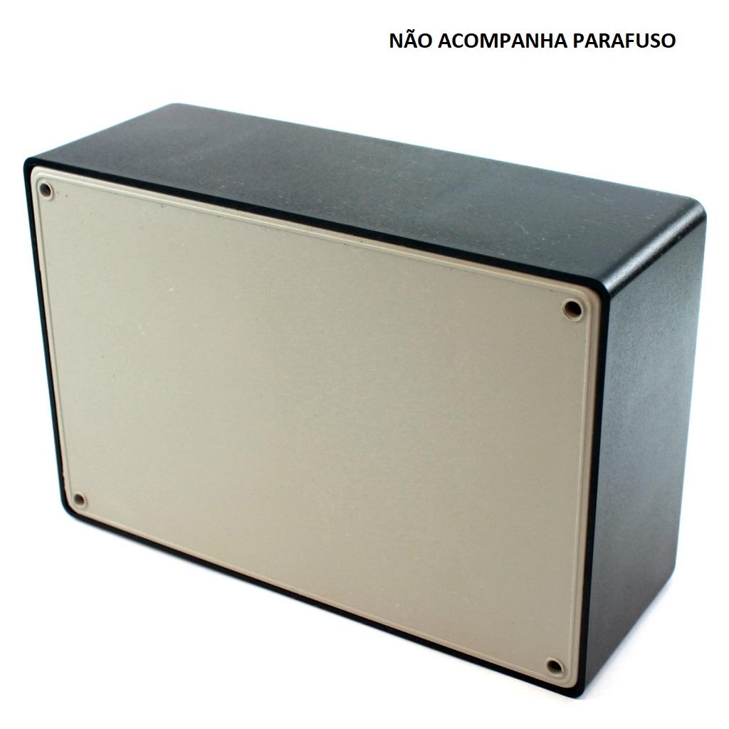 Caixa Plastica Montagem PB114 55 X 97 X 147 Patola