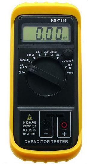 Capacimetro Digital KT-7115