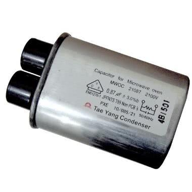 Capacitor para Microondas 0,87uF X 2100V