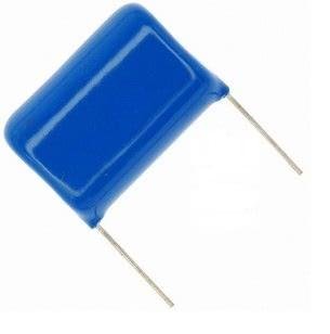 Capacitor Poliester 1uFX250V