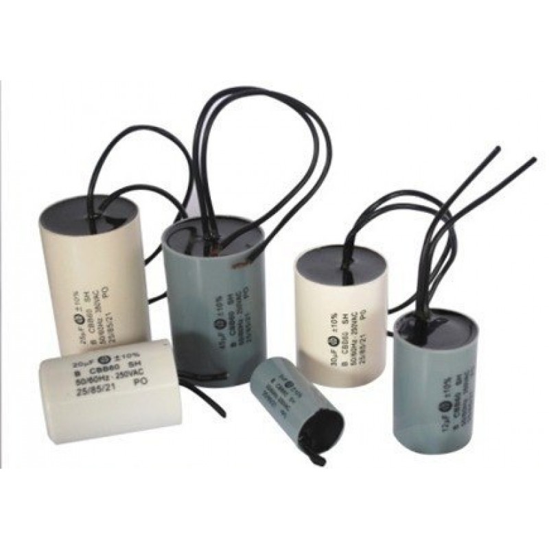 Capacitor Polipropileno Metalizado 15uFX250V