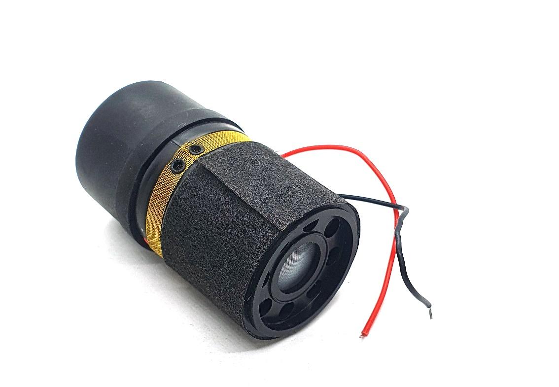 Capsula Microfone 74dB 8-12KHz 600R 49.035