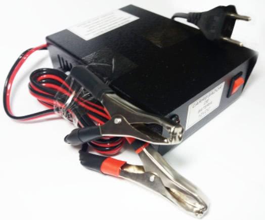 Carregador Bateria 6V X 3A Inteligente com Flutuador Maiwa  45.02.046