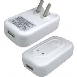 Carregador USB 300mA 5v 45.02.001.1