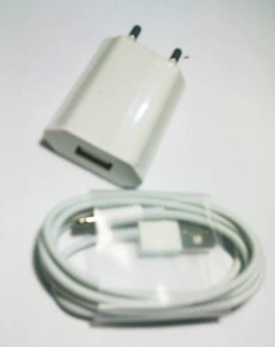 Carregador USB para Iphone 5 com Cabo 45.02.039