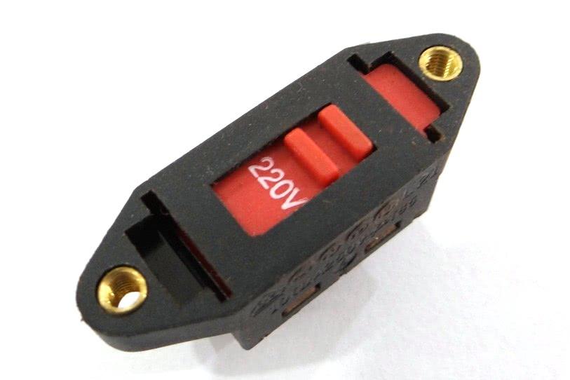 Chave HH 127/220 Grande - Fundo Vermelho H4 57.15.006.2